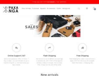 paxanga.com screenshot