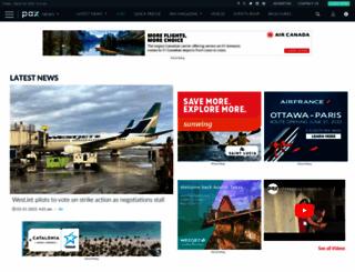 paxnews.com screenshot