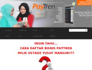 pay-tren.com screenshot
