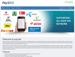 pay2all.info screenshot