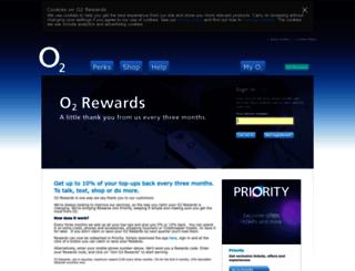 payandgorewards.o2.co.uk screenshot
