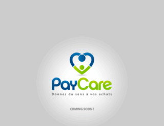 paycare.fr screenshot