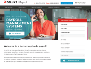 paycepayroll.com screenshot