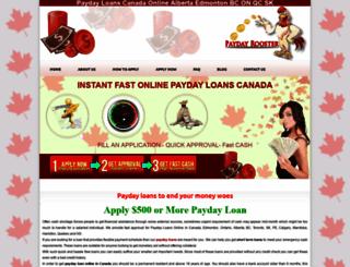 paydayrooster.com screenshot
