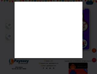payeazy.in screenshot