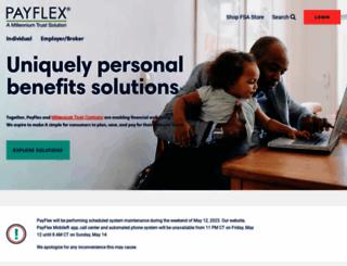 payflex.com screenshot