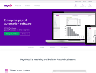 payglobal.com screenshot