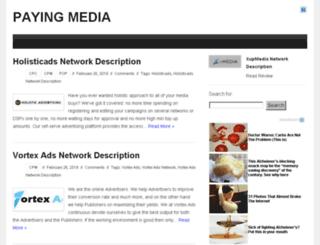 payingmedia.com screenshot