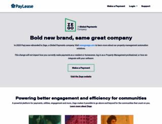 paylease.com screenshot
