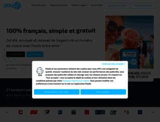 paylib.fr screenshot