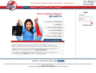 payme4shopping.com screenshot