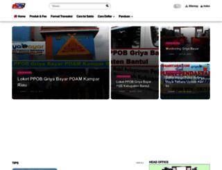 payment-nusantara.com screenshot