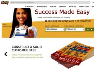 payment.printsmadeeasy.com screenshot