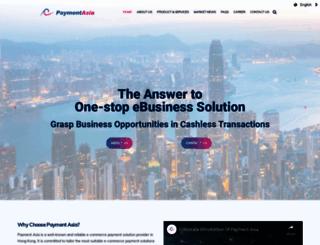 paymentasia.com screenshot
