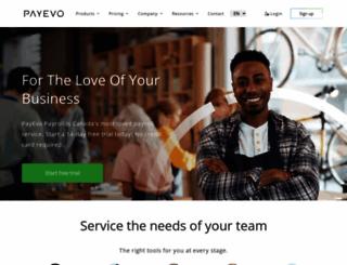 paymentevolution.com screenshot