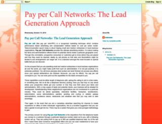 paymentforcalls.blogspot.com screenshot