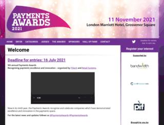 payments-awards.com screenshot