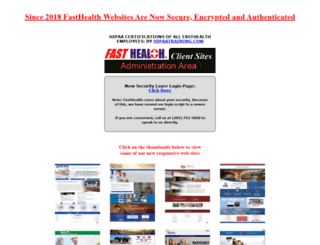 payments.fasthealth.com screenshot