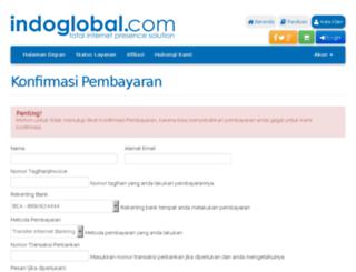 payments.indoglobal.com screenshot