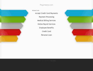 paymezox.com screenshot