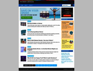 payoneercard.blogspot.com screenshot
