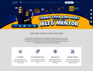 payoo.com.vn screenshot
