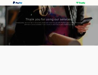 paypal-dobijanie.sk screenshot