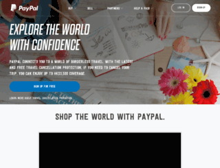 paypal-marketing.com.hk screenshot