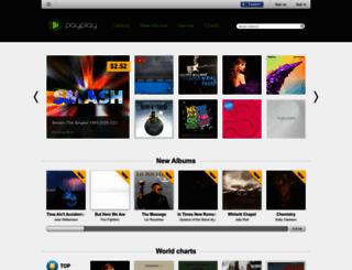 payplay.fm screenshot
