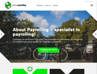 payrolling.nl screenshot