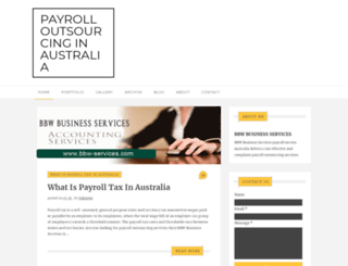 payrolloutsourcinginaustralia.blogspot.com.au screenshot