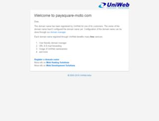 paysquare-moto.com screenshot