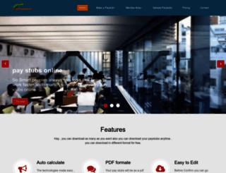 paystubsonline.net screenshot