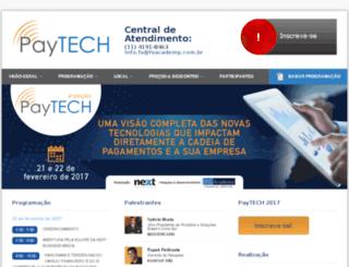 paytechsummit.com.br screenshot