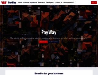 payway.com.au screenshot