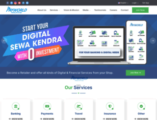 payworldindia.com screenshot