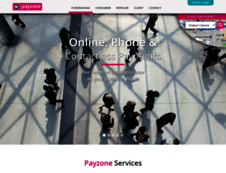 payzoneplc.com screenshot