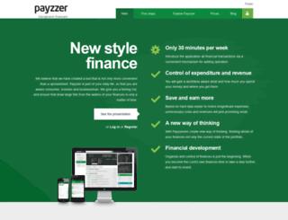 payzzer.com screenshot