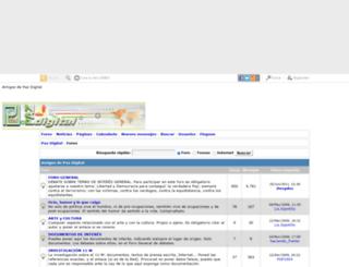 paz-digital.mforos.com screenshot
