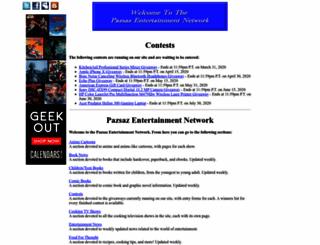 pazsaz.com screenshot