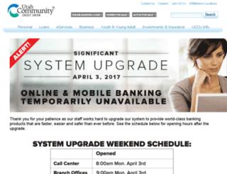 pb.uccu.com screenshot