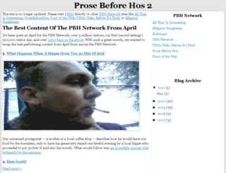 pbh2.blogspot.com screenshot