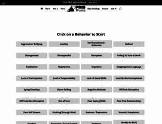 pbisworld.com screenshot