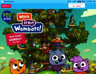 pbskidgo.org screenshot