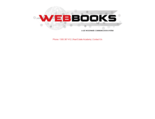 pbwebbooks.com.au screenshot