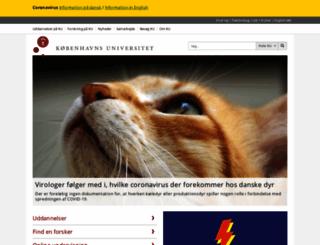 pc-exam.ku.dk screenshot