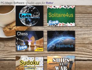 pc-magic.com screenshot