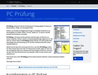 pc-pruefung.info screenshot
