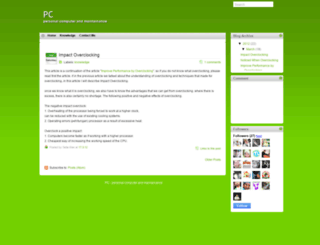 pc-sukemping.blogspot.com screenshot