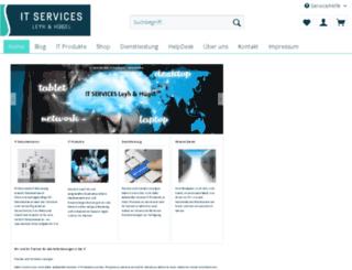 pc-systemhaus.com screenshot